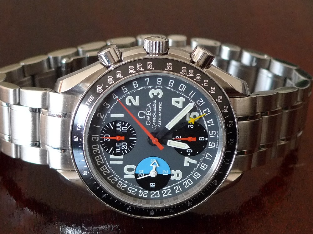 Godspeed, Omega Speedmaster (Part 1): The Collectors' View