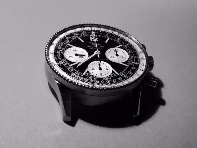aviator watch breitling pldm  [image]