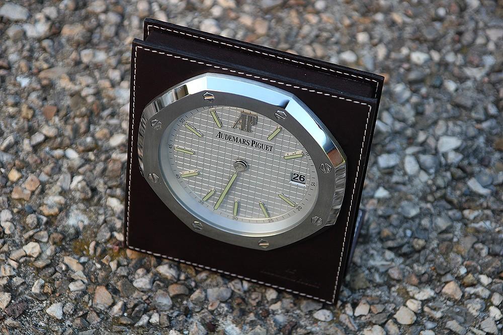 Coin des affaires horloge de bureau audemars piguet for Bureau reserve 13 rdp