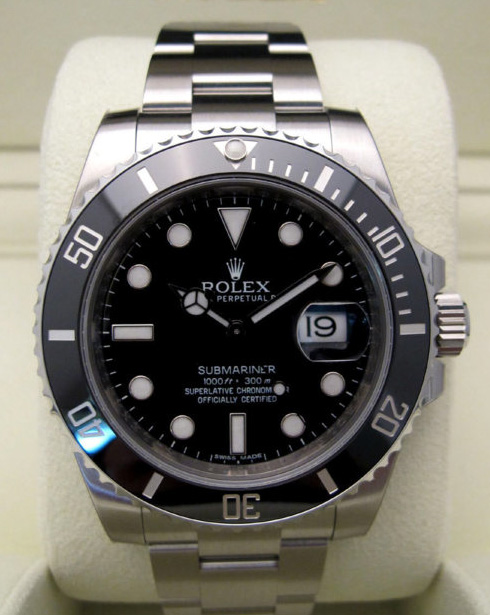coin des affaires baisse de prix rolex submariner 116610 ln. Black Bedroom Furniture Sets. Home Design Ideas
