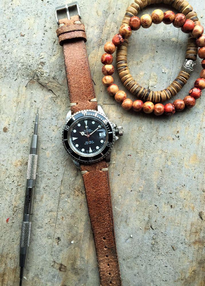 bracelet cuir 20mm