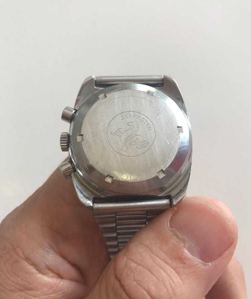 Vends - [Vends] Omega Seamaster 176.001 Image32592